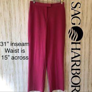 Sag Harbor dress pants